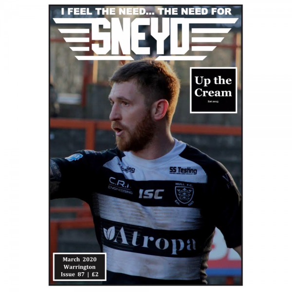 Up the Cream Issue 87