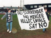 no to hull merger