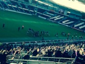 Hull FC applaud their supporters following 2015's climax. Picture: Dan Tomlinson