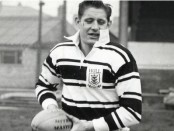 Hull FC legend Johnny Whiteley remains a cult hero to this day.