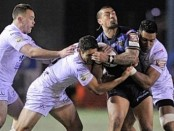 Hull FC were abysmal at Widnes. Image: Hull Daily Mail