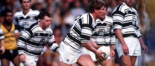 LEE CROOKS HULL FC
