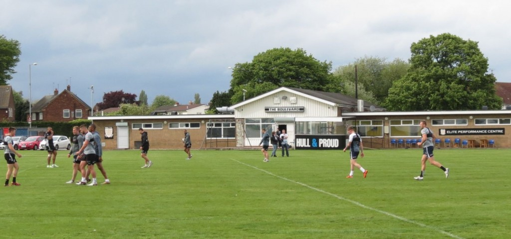 Hull FC training ground