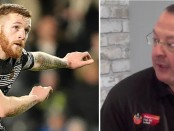 Gary Schofield really laced the boot into Marc Sneyd.