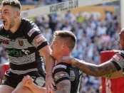 Jake Connor Hull FC