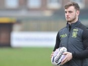 Jack Logan in Hull FC training. Image: Hull Daily Mail