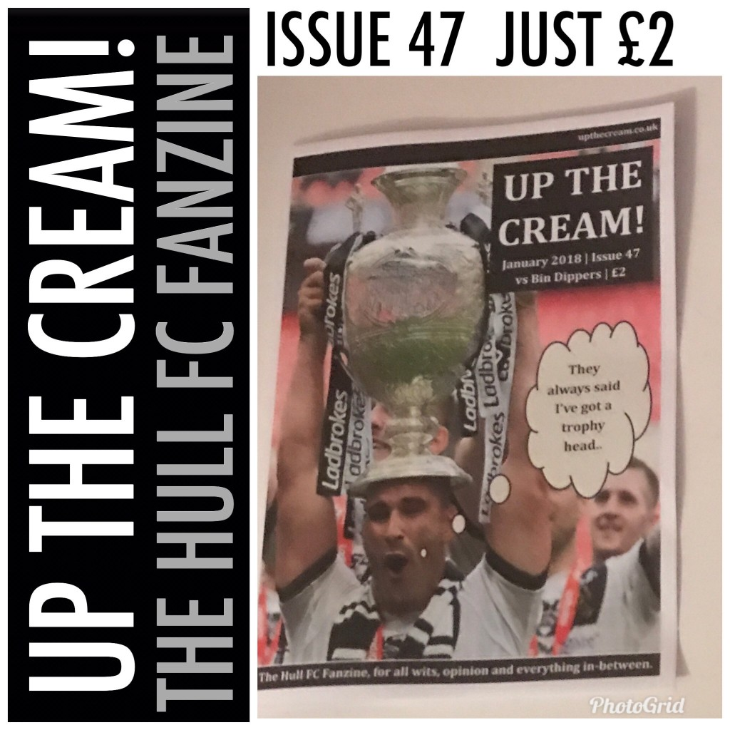 Up the Cream Issue 47