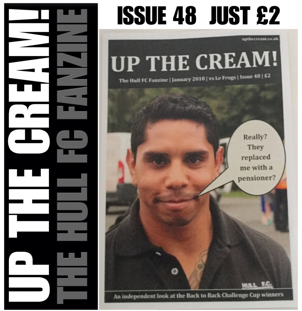 Up the Cream Issue 48