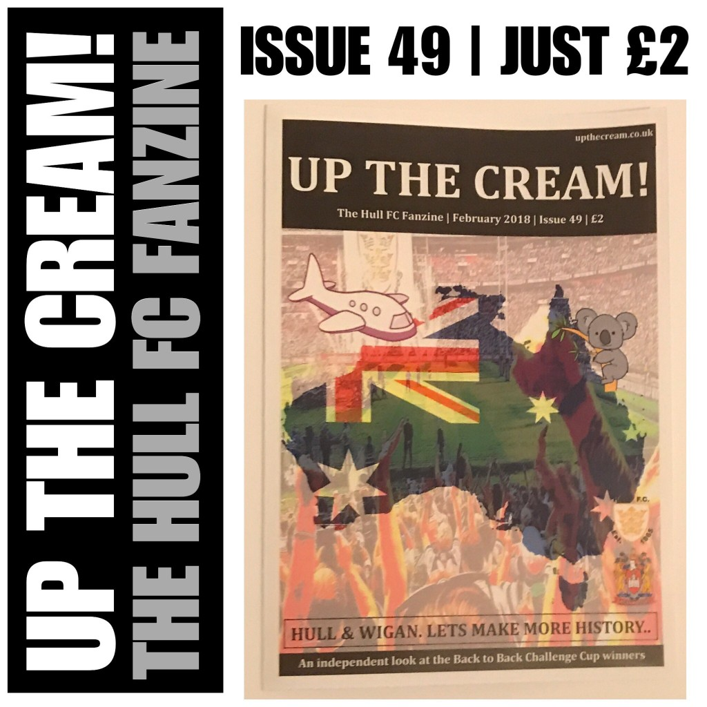 Up the Cream Issue 49
