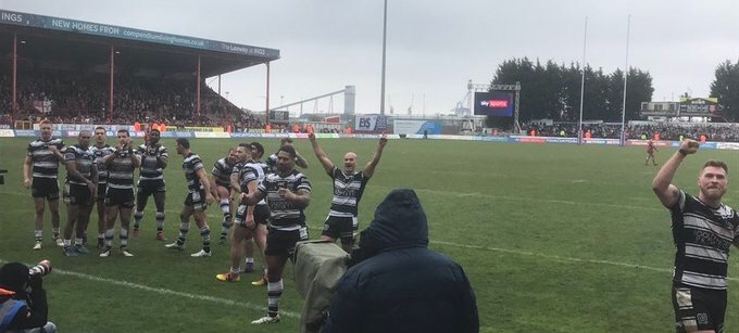 Hull FC Six In A Row