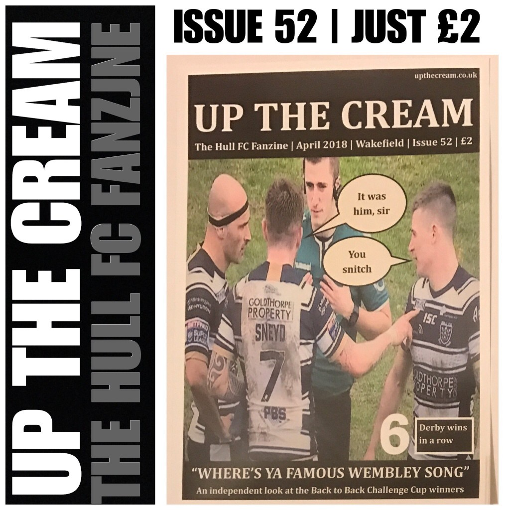 Up the Cream Issue 52