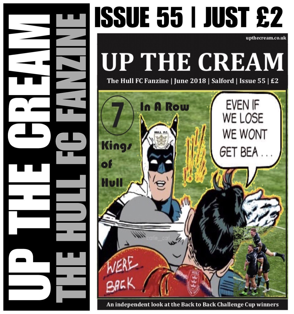Up the Cream Issue 55