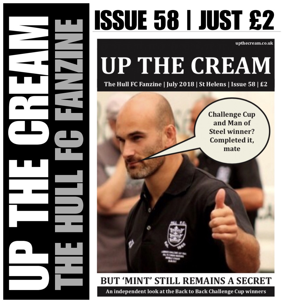 Up the Cream Issue 58