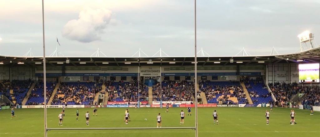 hull FC Warrington