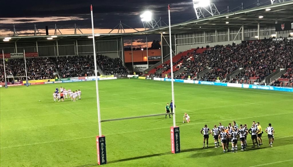 St Helens Hull FC