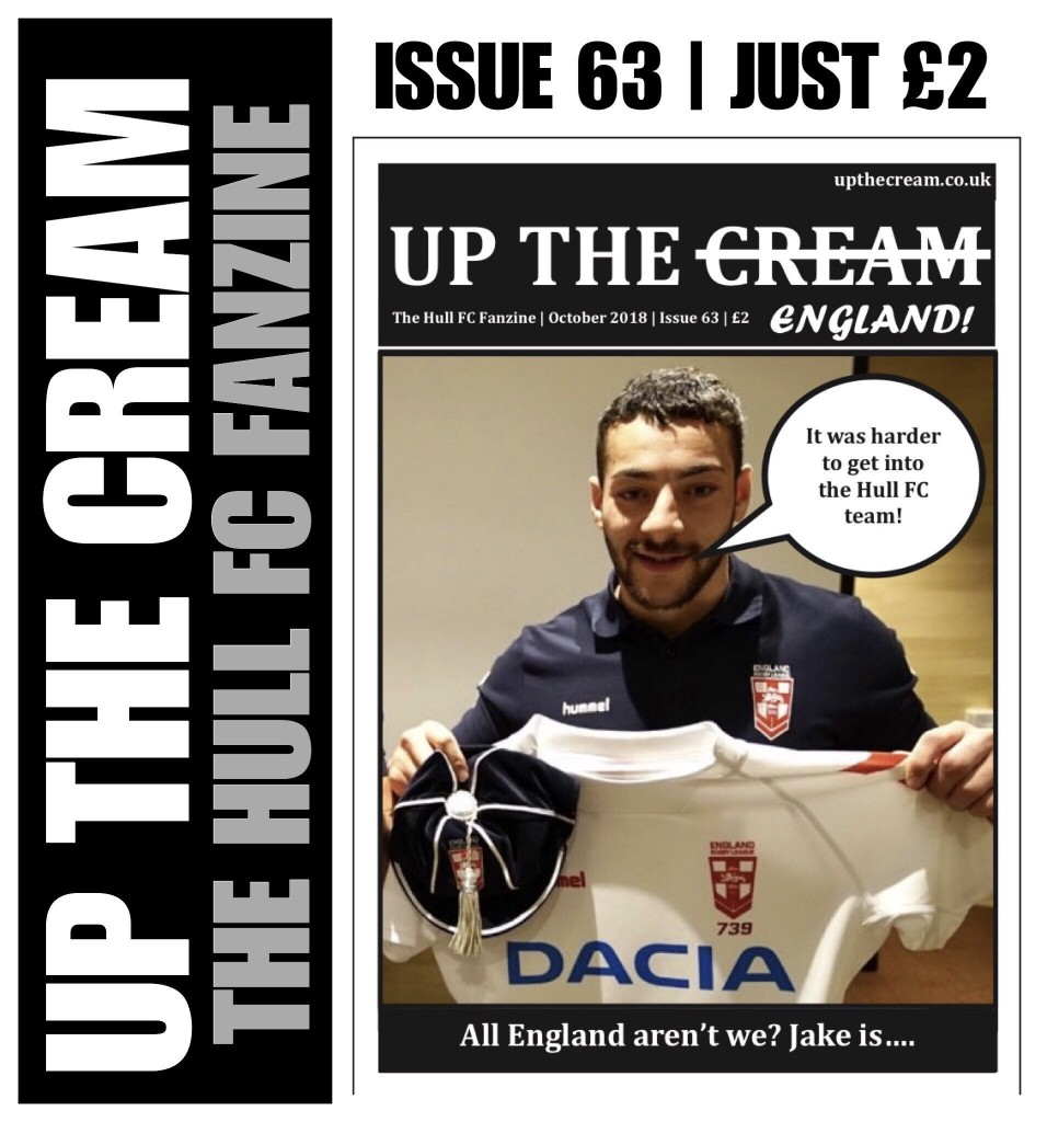 Up the Cream Issue 63